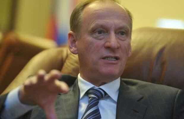 Патрушев объяснил, зачем Западу нужен Навальный и к чему это приведет