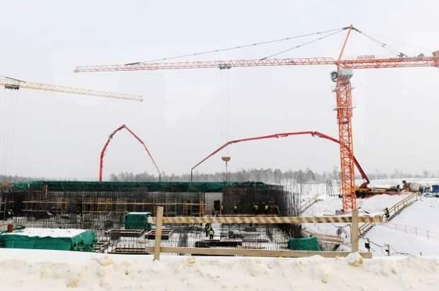 Суд отменил заморозку строительства второй очереди космодрома Восточный