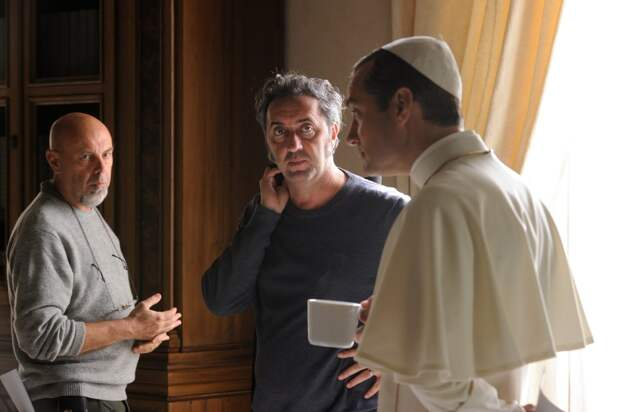 5 причин посмотреть сериал Паоло Соррентино «Молодой Папа» с Джудом Лоу