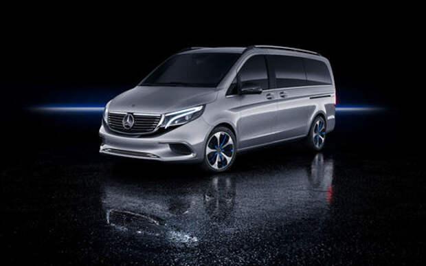 Самый необычный Mercedes-Benz — он станет серийным