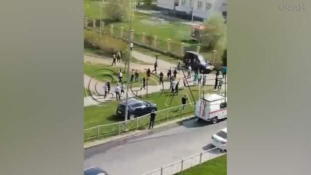 Что произошло в казанской школе №175