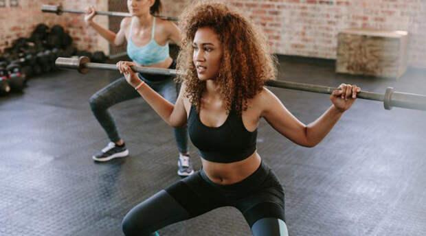 Упражнения для быстрого сброса веса