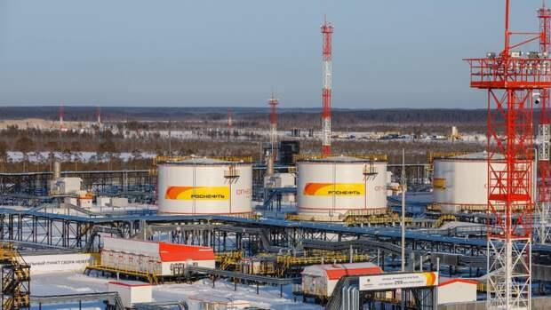 Пятимиллионную тонну нефти добыла «Роснефть» наЭргинском кластере