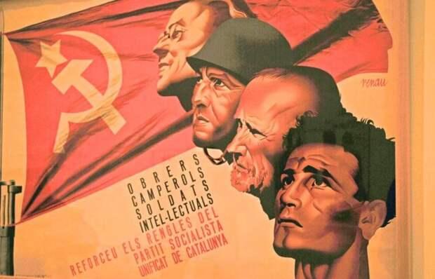 Испанская война СССР: как русские оказались по обе стороны баррикад