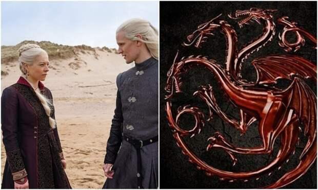 HBO показали первые кадры приквела «Игры престолов», «Дом дракона»
