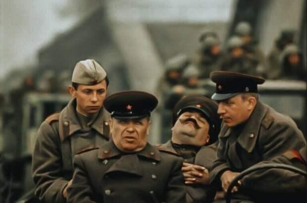 «Неправильный фильм про войну»: про Женю, Женечку и капли датского короля...