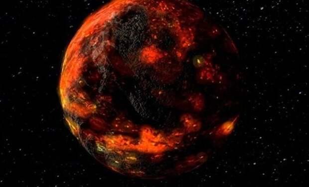 Лондонский ученый уверен, что Луна родилась из-за столкновений Земли с десятками планет