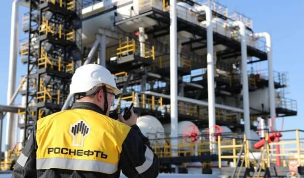 5млрд рублей принесет «Роснефти» внедрение инновационных установок подготовки нефти