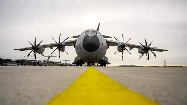 Пальцем в небо: почему военный Airbus «теряет высоту»