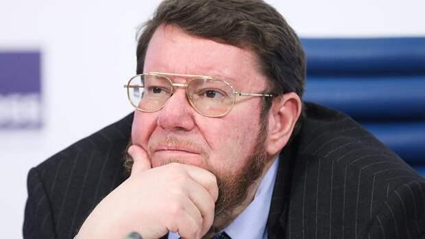Военный вариант развития событий вряд ли привёл бы к более жёстким санкциям против России. Евгений Сатановский