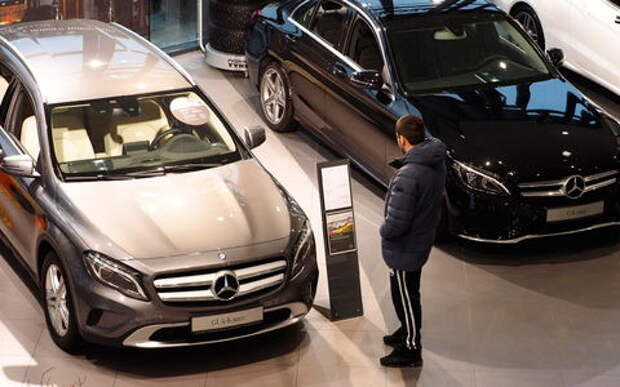 Средняя цена нового автомобиля в России выросла до 1,34 млн рублей