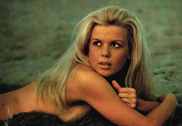 Эфемерная звезда 60-х Катя Кристин