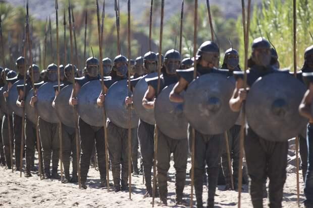 Безупречные - воины кастраты