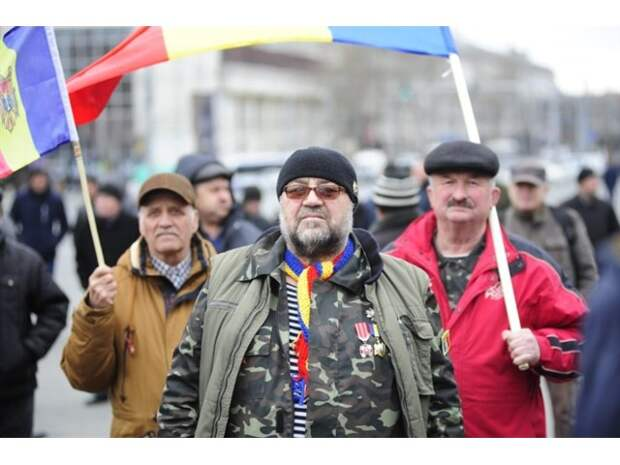 Новая волна протестов в Молдове: «Делаем майдан – как в Киеве»!