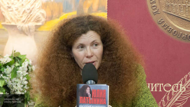 Латынина попыталась раскритиковать голосование, «подкрепив» свою позицию одними фейками