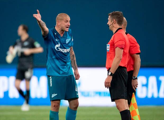 Матюнин снова рассудит «Зенит»: Халк обвинял его в расизме, а Семак припечатывал «козлом». После «видеопрослушки» – два матча, две победы