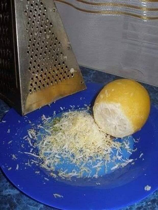 Зачем замораживать лимон