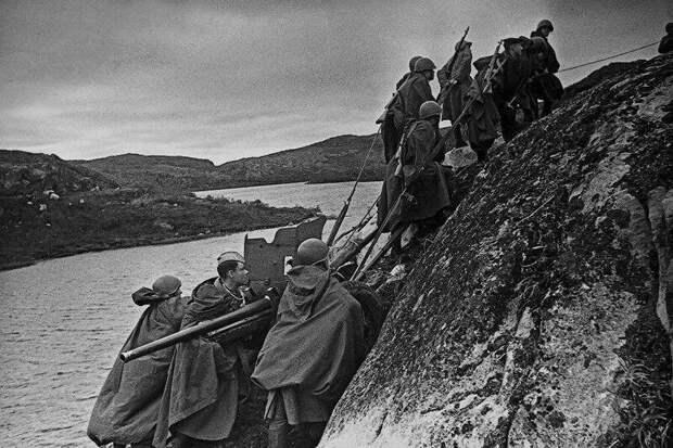 Место, где фашисты так и не смогли пересечь границу СССР, как они ни старались