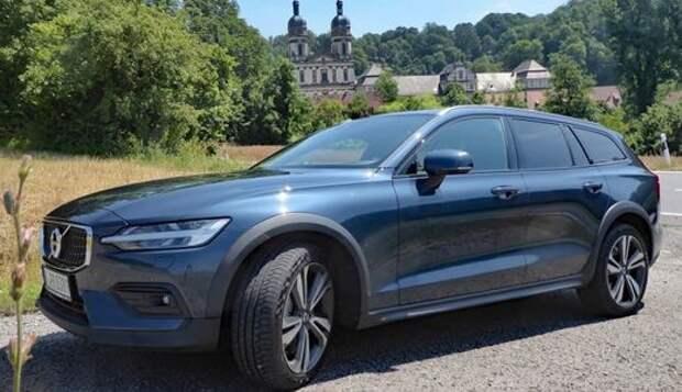 Volvo V60 Cross Country: тест для соседа по даче