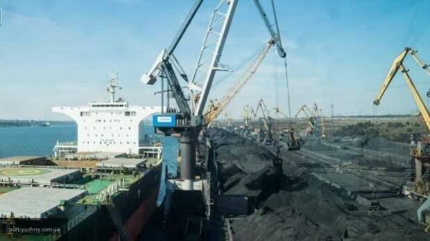 Модернизация по-украински: херсонский порт снесут подчистую и построят заново