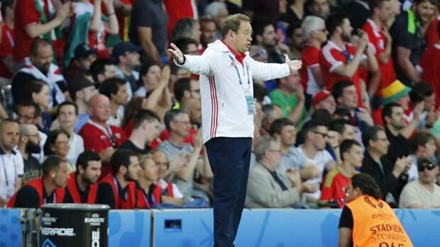 Слуцкий — о работе тренером сборной России: «Ты не выйдешь из этой ситуации победителем. Это игра в одни ворота»