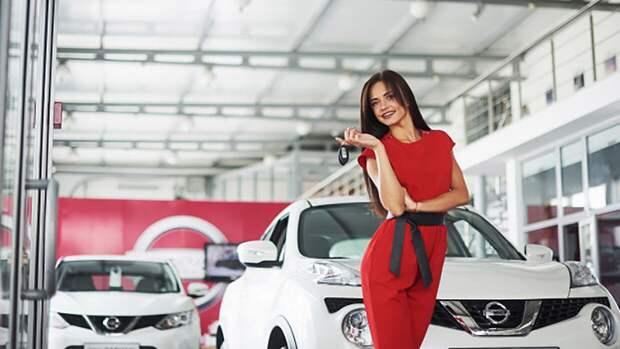Половина граждан РФ приобретают машину за собственные средства