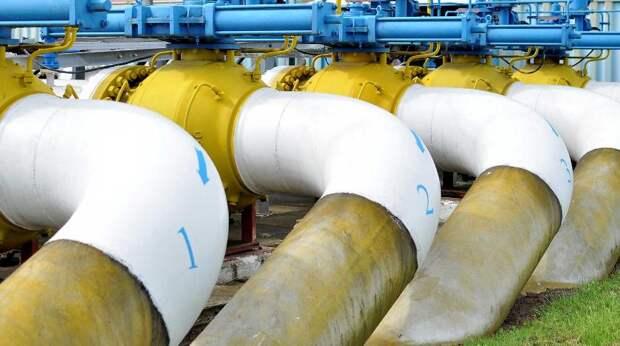 """""""Газпром"""" выкупил весь транзит через Украину на май"""