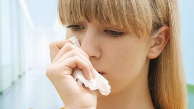 Кровотечение из носа назвали симптомом серьезных болезней