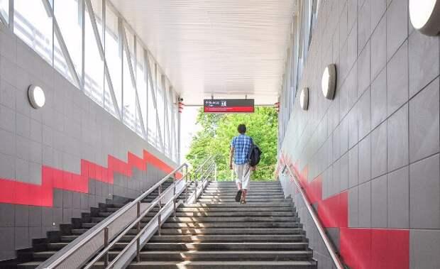 Генеральную уборку ко Дню города проведут на всех станциях МЦК. Фото: mos.ru