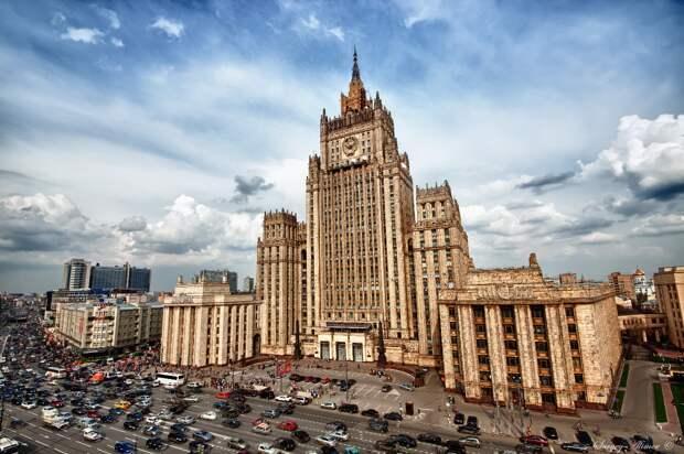 Москва прокомментировала выдворение дипломата из Киева