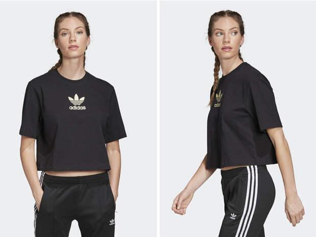 Мода на спорт набирает обороты