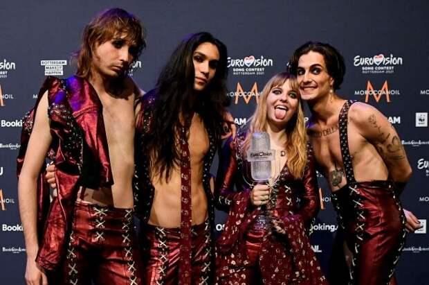 Стали известны результаты теста на наркотики вокалиста рок-группы Maneskin