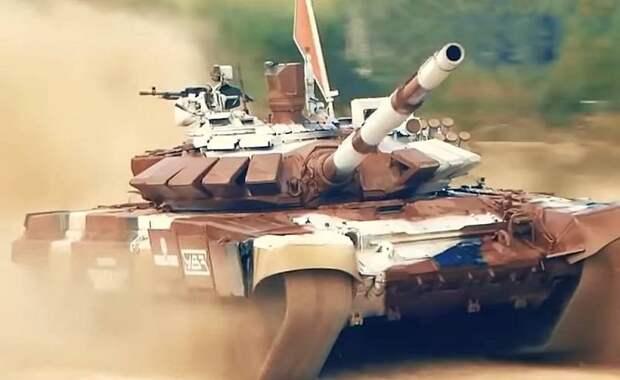 Россия взялась за массовую модернизацию танков Т-72