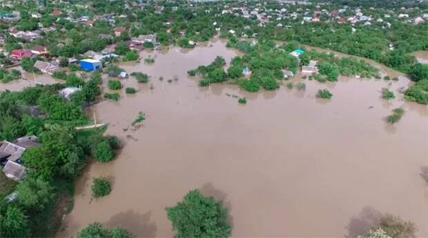В РФ ответили поглумившемуся над наводнением в Крыму главе СНБО Украины