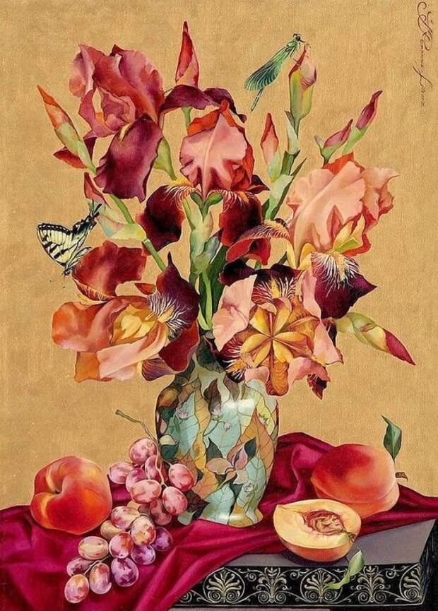 художник Ирина Романова-Лоренц (Ira Rom-Lorenz) картины – 16