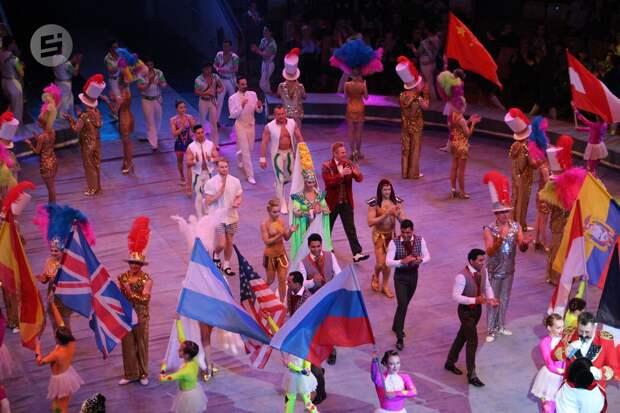 Рекордное число групповых номеров покажут артисты на 13 цирковом фестивале в Ижевске