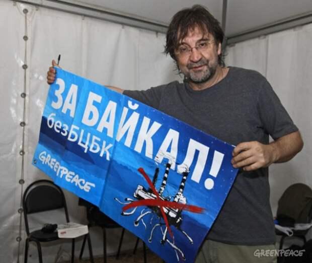 Что вы наделали защитники Байкала...