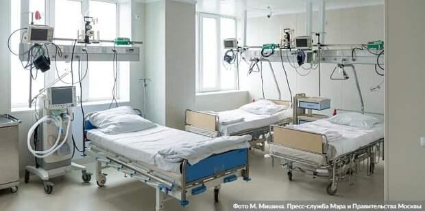 Собянин: Программа реконструкции охватывает половину поликлиник Москвы. Фото: М. Мишин mos.ru