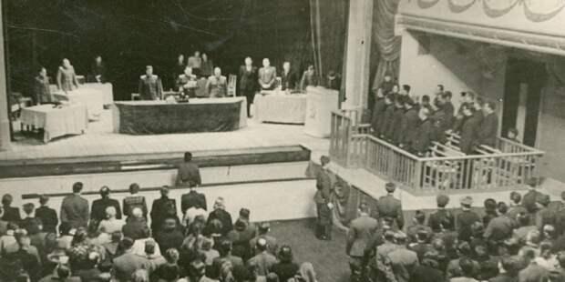 Немецкие генералы в советском плену
