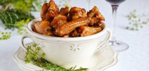 Крылышки в соевом соусе: 7 рецептов к празднику