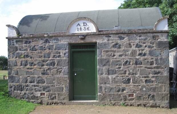 Тюрьма Сарк