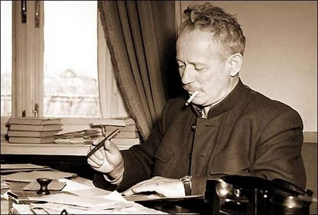 Михаил Александрович Шолохов.