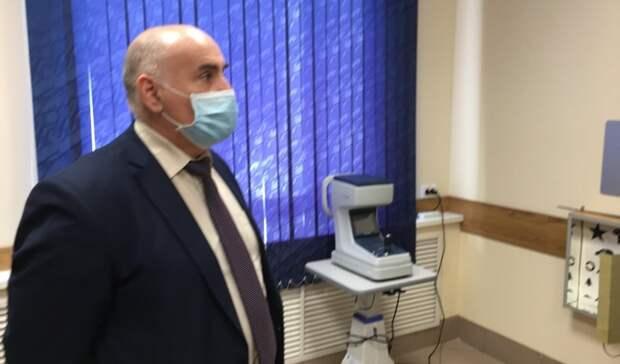 Еще две «бережливые» поликлиники появятся вНижнем Тагиле