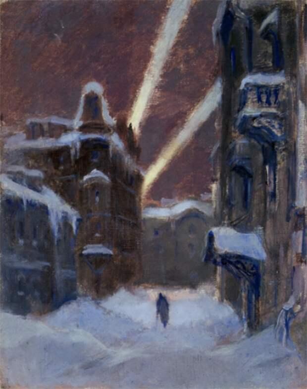 Санкт-Петербург на картинах русских художников
