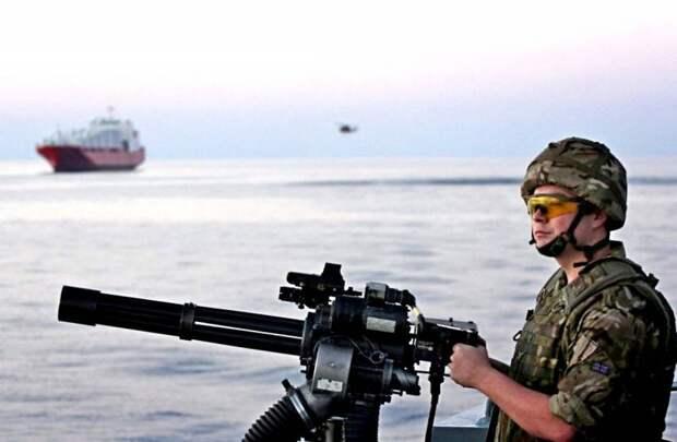 Украина превращается в плацдарм Британии для новой Крымской войны