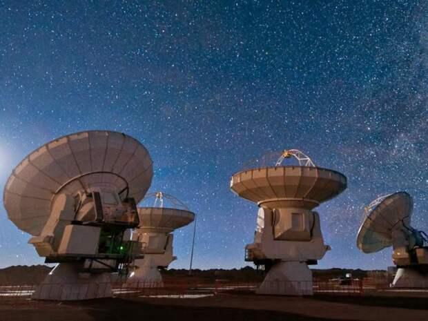 Астрономы уточнили местоположение источника повторяющихся быстрых радиовсплесков