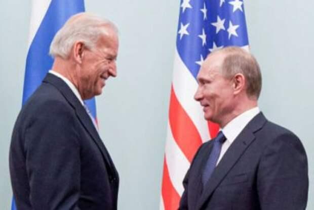 Путин вызвал Байдена на дебаты