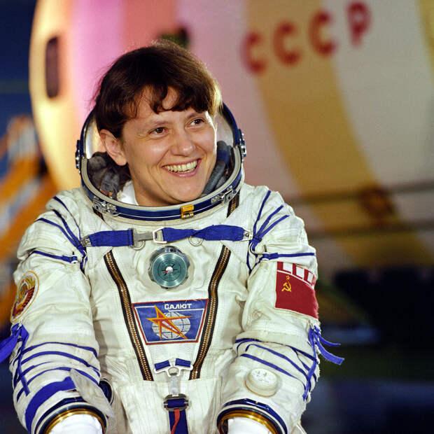 Женщины и космос буквально созданы друг для друга?