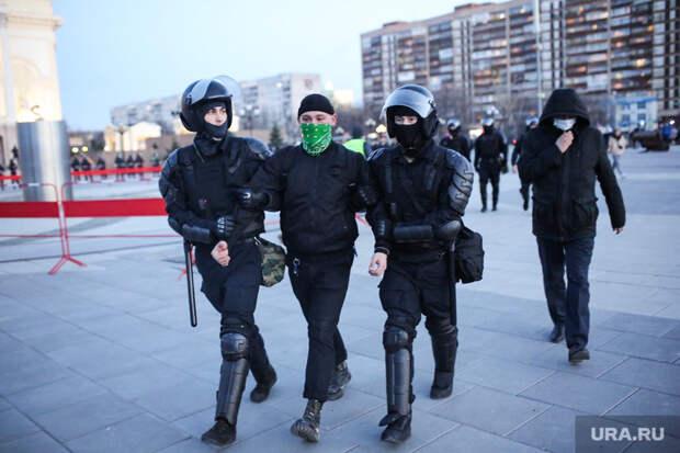 Тюменцев арестовали из-за участия вмитинге заНавального