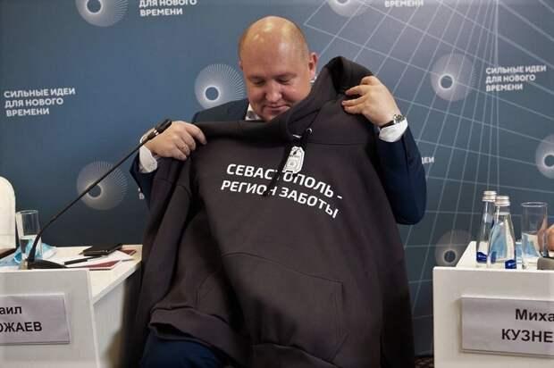 Хунвейбинов Развожаева прикормят из бюджета Севастополя